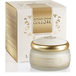 Locherber Crema Gold 24k 50ml
