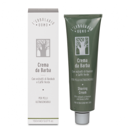 Crema Da Barba Uomo 150Ml