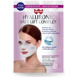 Winter Hyaluronic jelly mask effetto tensore