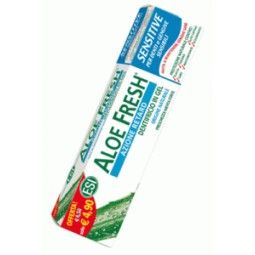 Aloe Fresh Dentifricio Sensitive Retard 100Ml