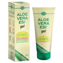 Aloe Vera Gel Con Vitamina E E Tea Tree Oil 100Ml