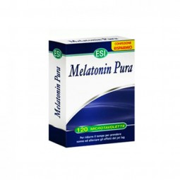 Melatonin Pura Da 1Mg 120 Microtavolette