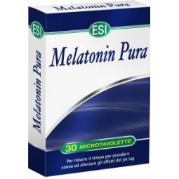 Melatonin Pura Da 1Mg 30 Microtavolette